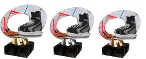 Plaketa hokej - ACL2102M10