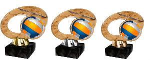 Plaketa volejbal plážový - ACL2102M19