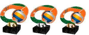 Plaketa volejbal - ACL2102M20