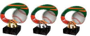 Plaketa baseball - ACL2102M22