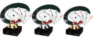Plaketa poker - ACL2102M33