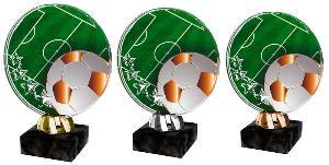 Plaketa fotbal - ACL2103M4