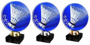 Plaketa badminton - ACL2103M17