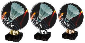 Plaketa badminton - ACL2103M18
