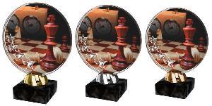 Plaketa šachy - ACL2103M39