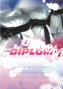 Diplom karate - 6658