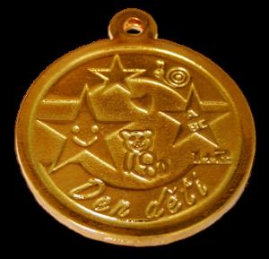 Medaile - DEN DÌTÍ 3