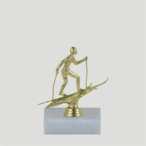 Figurka lyžování, bìh - 8017