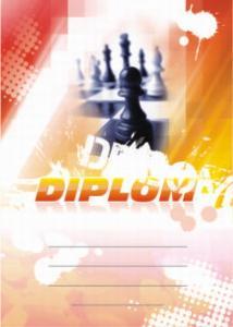 Diplom šachy - 6682