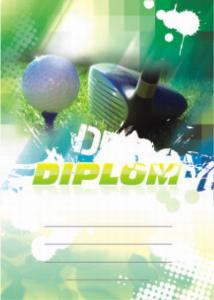 Diplom golf - 6623