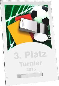 Fotbalová trofej - rozhodèí - CR4244M4