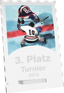 Hokejová trofej - CR4244M5