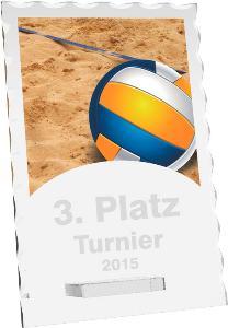 Plážový volejbal trofej - CR4244M12