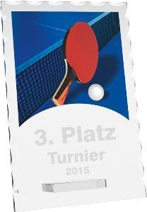 Ping pongová trofej - CR4244M14