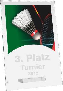 Badmintonová trofej - CR4244M15