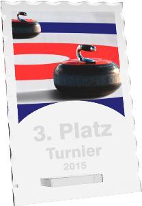 Curlingová trofej - CR4244M16