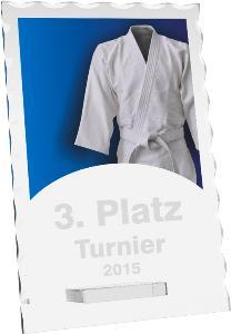 Karate trofej - CR4244M20