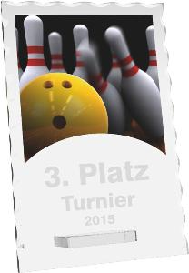 Bowlingová trofej - CR4244M24