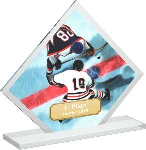 Hokejová trofej - CR4145M4