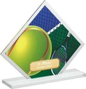 Tenisová trofej - CR4145M7