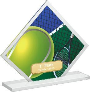 Tenisová trofej - CR4145M8