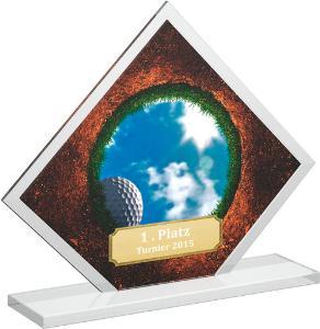 Golfová trofej - CR4145M10