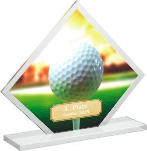 Golfová trofej - CR4145M12