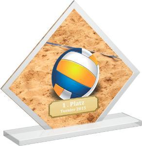 Plážový volejbal trofej - CR4145M13 - zvìtšit obrázek