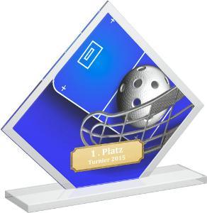 Florbalová trofej - CR4145M14