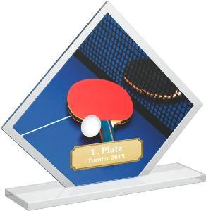 Ping pongová trofej - CR4145M15