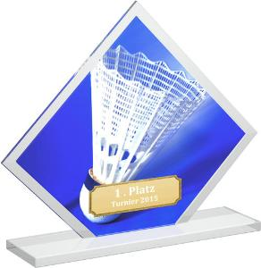 Badmintonová trofej - CR4145M17