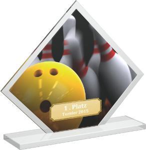 Bowlingová trofej - CR4145M27