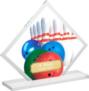 Bowlingová trofej - CR4145M28