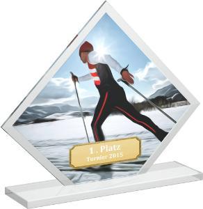 Lyžaøská trofej - CR4145M39 - zvìtšit obrázek