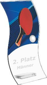 Ping pongová trofej - CR4142M11