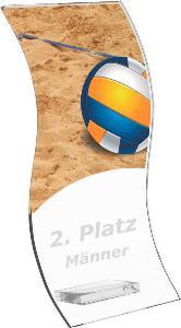Plážový volejbal trofej - CR4142M13