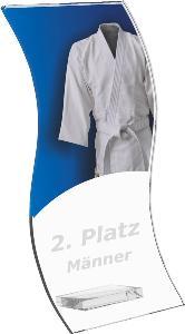 Karate trofej - CR4142M21