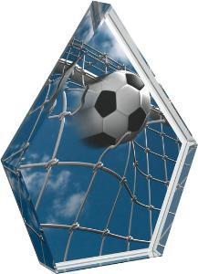 Fotbalová trofej - CR20218M1