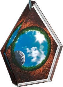 Golfová trofej - CR20218M8