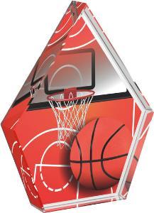 Basketbalová trofej - CR20218M10