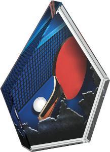 Ping pongová trofej - CR20218M11