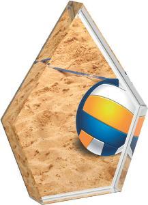 Plážový volejbal trofej - CR20218M12