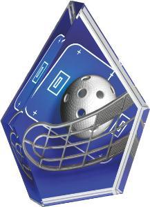 Florbalová trofej - CR20218M15