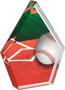 Baseballová trofej - CR20218M16