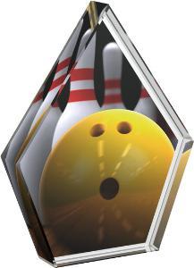 Bowlingová trofej - CR20218M22