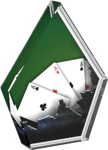 Karetní trofej - CR20218M25