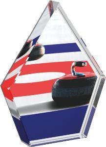 Curlingová trofej - CR20218M26