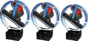 Snowboardingová trofej - ACTS0018M6