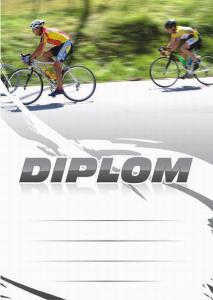 Diplom cyklistika - 6642