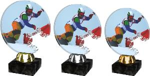 Snowboardingová trofej - ACTS0006M6